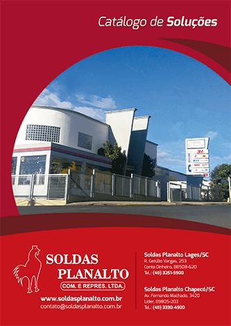 Catálogo Soldas Planalto 2017