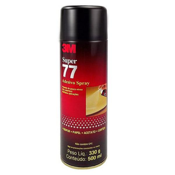 Adesivo Spray 77 3M