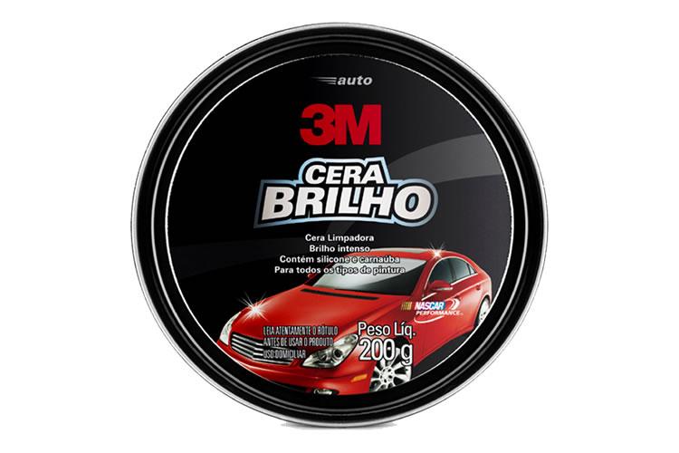 Cera Brilho 200gr