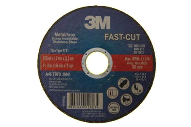 Disco de Corte Fast Cut 3M