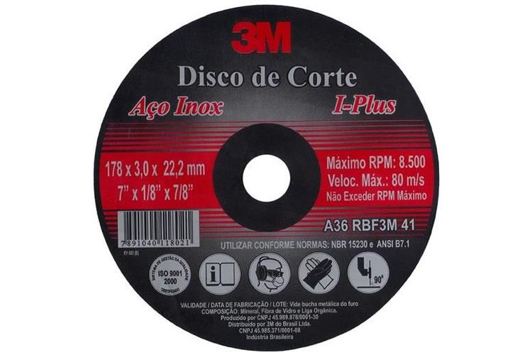 Disco de Corte I-Plus 3M