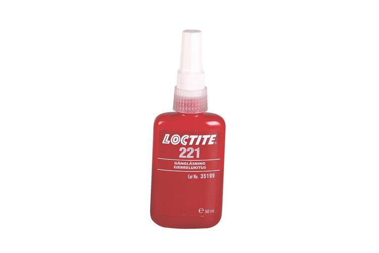 Loctite 221 Trava Roscas 50g