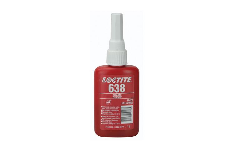 Loctite 638 Fixacao Rolamento/Bucha 250g