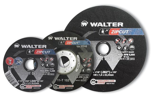 Disco de Corte Zipcut Walter